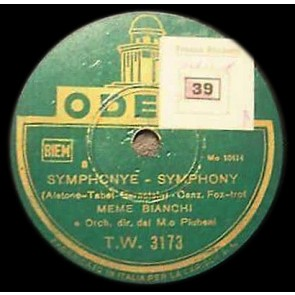 Symphonie Sinfonia D'amore cover