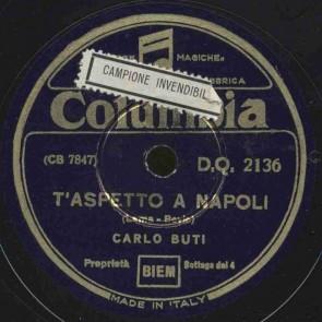 T'aspetto a Napoli