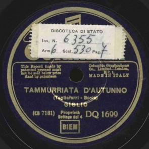 Tammurriata d'autunno