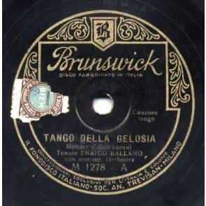 Tango Della Gelosia cover