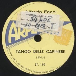 Tango delle capinere