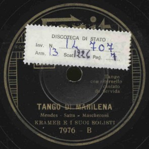 Tango di Marilena