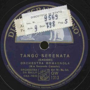 Tango serenata