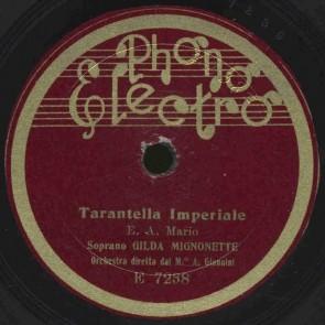 Tarantella imperiale