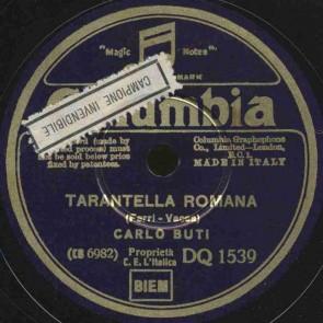 Tarantella romana