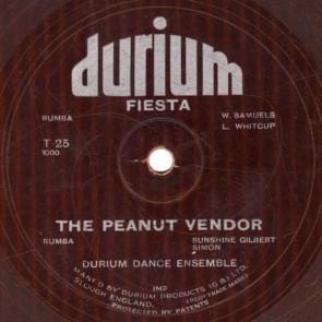 The Peanut Vendor cover