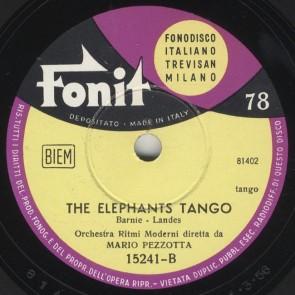 The elephant tango