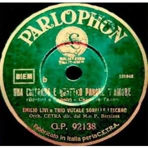 Una Chitarra E Quattro Parole D'amore cover