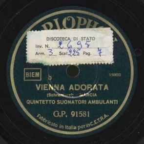 Vienna adorata