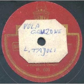 Vola Canzone cover
