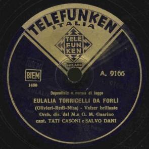 Eulalia Torricelli da Forli'