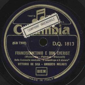 Franciscantonio e Don Everisto