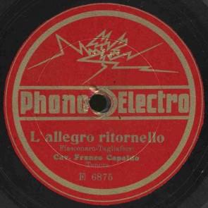 L'Allegro ritornello