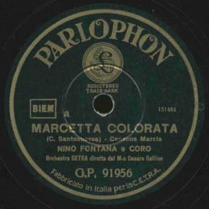 Marcetta colorata
