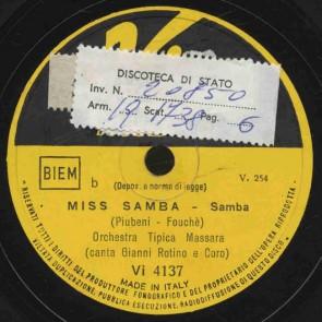 Miss Samba