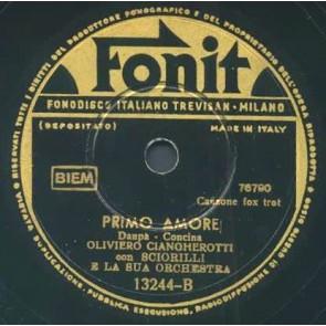 Primo Amore cover