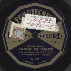 Tango di Carme'