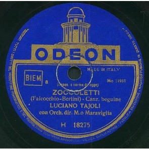 Zoccoletti cover
