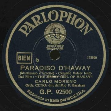 Paradiso d'Haway