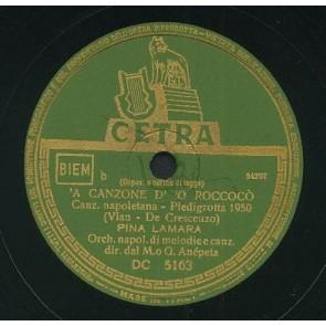 'A Canzone D''o Roccocò cover
