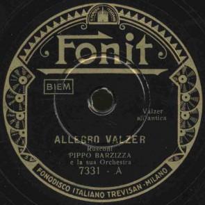 Allegro valzer