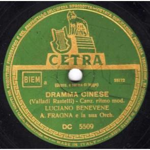 Dramma Cinese cover