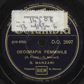 Geografia femminile