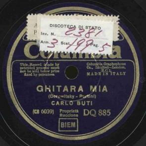 Ghitara mia
