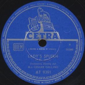 Lady's spleen