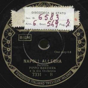 Napoli allegra