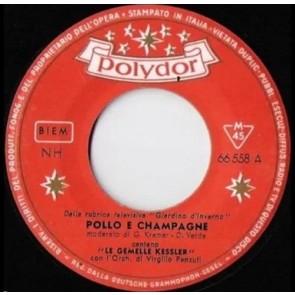 Pollo E Champagne cover