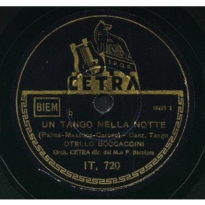 Tango Nella Notte cover