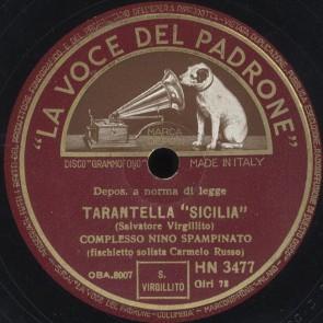 Tarantella siciliana