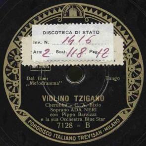 Violino tzigano