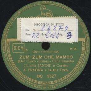 Zum-zum che mambo