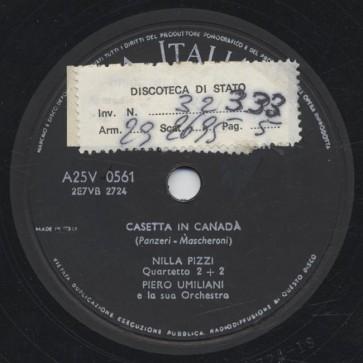 Casetta in Canada'