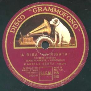 'a Risa  (la Risata) cover