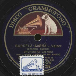 Burdela avera