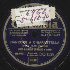 Canzone a Chiarastella