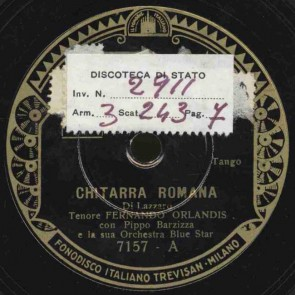 Chitarra romana