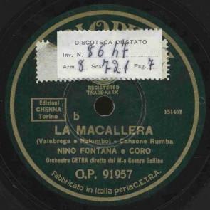 La macallera