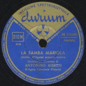 La samba mariola