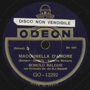Madonnella d'amore