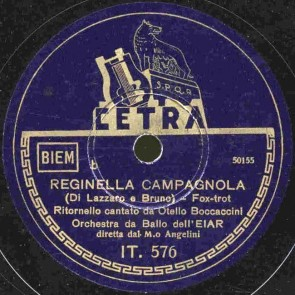Reginella Campagnola cover
