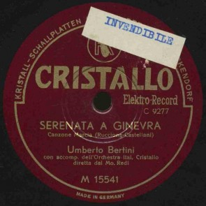 Serenata a Ginevra