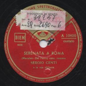 Serenata a Roma