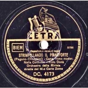Strimpellando Il Pianoforte cover