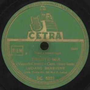 Trieste Mia cover