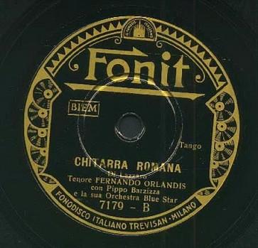 Chitarra Romana cover