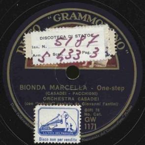 Bionda Marcella